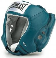 Шлем боксерский EVERLAST USA Boxing натуральная кожа  L