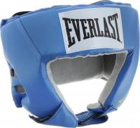Шлем боксерский EVERLAST USA Boxing натуральная кожа  M
